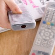 Vỏ Nhựa Mềm Bọc Remote điều khiển