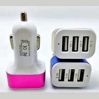 cốc sạc XE HƠI NOKOKO 3 USB K0-15