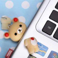 USB 8GB Gấu