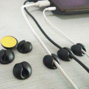 Nút cao su giữ dây cáp loại nhỏ