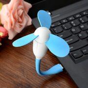 Quạt mini 3 cánh USB