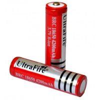 Pin sạc Ultrafire BRC 18650 3.7v 4200mAh