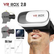 Kính thực tế ảo 3D VR BOX Version 2