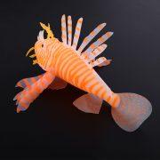 Cá sư tử trang trí bể cá Lionfish glowing