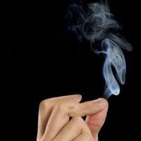 Ảo Thuật tay không ra khói