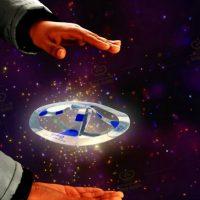 Ảo Thuật Đĩa Bay UFO