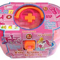 Bộ đồ chơi bé tập làm bác sĩ