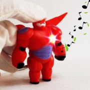 MÓC KHÓA Armed Baymax big hero 6