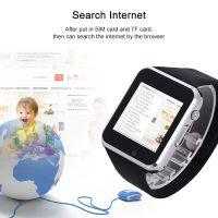 Đồng hồ thông minh Smart watch A1 Apple Watch