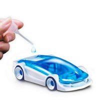Xe chạy bằng nước muối Salt Water Fuel Cell Car