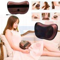 Gối Massage Hồng Ngoại 8 Bi Massager Pillow 8028