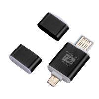 Đầu đọc thẻ nhớ 2 in 1 Micro SD Micro USB OTG