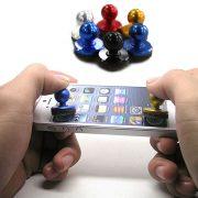 2 Nút tròn chơi games cảm ứng joystick