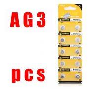 Vỉ 10 Viên Pin Alkaline G3 AG3 LR41 LR736 V3GA SR41 192 392