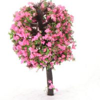 Cây bonsai tròn mini style 2 phụ kiện trang trí tiểu cảnh terrarium