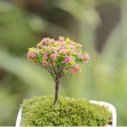 Cây nhựa mini style 3 phụ kiện trang trí tiểu cảnh terrarium