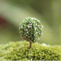 Cây nhựa mini style 1 phụ kiện trang trí tiểu cảnh terrarium