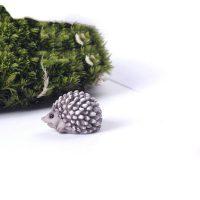Con nhím mini phụ kiện trang trí tiểu cảnh terrarium