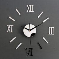 Đồng hồ dán tường tự lắp ghép DIY sáng tạo đẹp