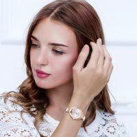 Đồng hồ thời trang lvpai mạ vàng