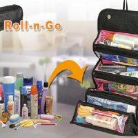 Túi đựng đồ du lịch 4 ngăn chống thấm Roll-N-Go Cosmetic Bag