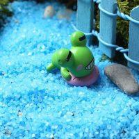 30g cát xanh biển PHỤ KIỆN TRANG TRÍ TIỂU CẢNH TERRARIUM