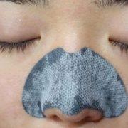 Miếng dán lột mụn than tre Charcoal nose mash Hàn Quốc