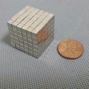 Nam Châm Tạo Hình Neocube Buckyballs vuông 4mm 216 viên