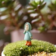 Bé Satsuki Tonari no Totoro mini phụ kiện trang trí tiểu cảnh terrarium