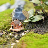 Ngôi nhà nhỏ trên thảo nguyên mini PHỤ KIỆN TRANG TRÍ TIỂU CẢNH TERRARIUM
