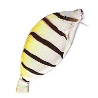 Bóp đựng viết hình con cá 3D