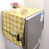 Tấm phủ tủ lạnh cao cấp tiện dụng đa năng
