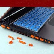 Bộ 13 nút silicone chống bụi cho laptop máy tính xách tay