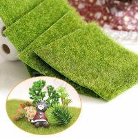 Thảm cỏ xanh tiểu cảnh bonsai phụ kiện trang trí Terrarium