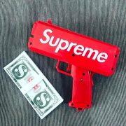Súng bắn tiền Supreme Cash Cannon