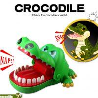 Trò Chơi Khám Răng Cá Sấu Cỡ Lớn Crocodile Dentist