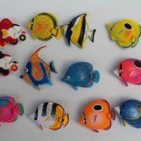Cá giả trang trí hồ cá thêm sinh động chân thực