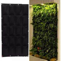 Túi Vải trồng cây treo tường 20 túi