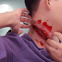 Vết thương Da 3D TRANG TRÍ HALLOWEEN COSPLAY HÙ DỌA