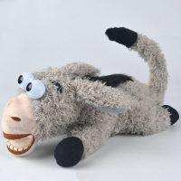 Chú lừa con cười lăn cười bò Donkey Laughing Rolling rất vui và lạ