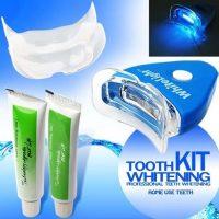 Dụng Cụ Làm Trắng Răng An Toàn White Light tooth kit whitening