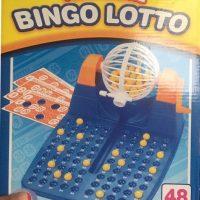 Bộ Trò Chơi Lô Tô Bingo Lotto