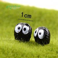 Black briquettes Totoro PHỤ KIỆN TRANG TRÍ TIỂU CẢNH TERRARIUM