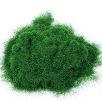 5g Cỏ sợi nhân tạo tiểu cảnh bonsai phụ kiện trang trí Terrarium