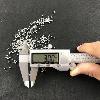 200 viên bi thép tròn hạt thép tròn 3 mm