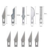Bộ 10 Dao khắc mỹ thuật cắt giấy, nhựa, cao su, gỗ, sáp
