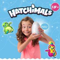 Đồ chơi trứng tương tác nở thú cưng thần kỳ Hatchimals egg
