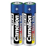 20 viên Pin Tiểu AA 2A R6 Camelion Super Heavy Duty Battery 1.5V