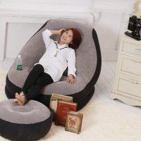Ghế Hơi Sofa Tựa Lưng Intex sản phẩm tuyệt vời cho căn phòng của bạn