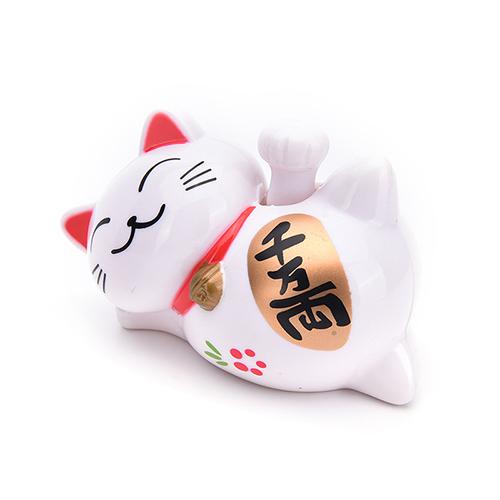 MÈO THẦN TÀI MAY MẮN lucky cat Maneki Neko vẫy tay năng lượng mặt trời -  ShopKimBum.com | Shop Kim Bum